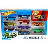 Hot Wheels 54886 Diecast 10Pack Assortiment