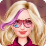 Spy Girl Salon: Spa, Makeup and Dress Up - Super Fashion and Beauty Makeover Game!