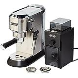 دي لونغهاي Dedica Style Pump Espresso Machine Metal - EC685. M+KG79 (حزمة)