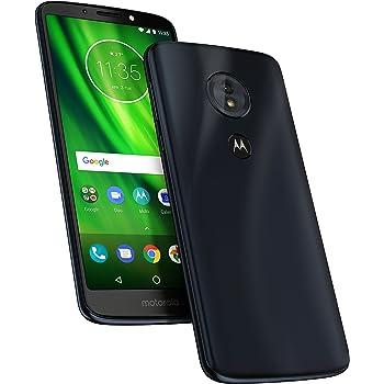 motorola moto g6 Play 5.7-Inch Android 8.0 Oreo SIM-Free Smartphone with 3GB RAM and 32GB Storage (Dual Sim) - Deep Indigo (Exclusive to Amazon)