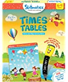 Skillmatics Educational Game: Times Tables (6-9 Years) | Fun Learning Games and Activities for Kids | Erasable and…