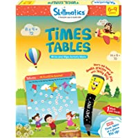 Skillmatics Educational Game: Times Tables (6-9 Years)   Fun Learning Games and Activities for Kids   Erasable and…