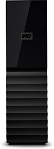 Western Digital My Book 12 TB USB 3.0 Desktop-Festplatte (mit Passwortschutz und automatischer Backup-Software)