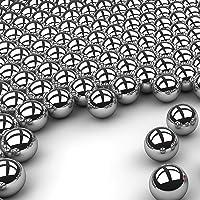"OMX 25PC 3/8"" Inch Chrome Steel Bearing Balls"