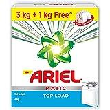 Ariel Matic Top Load Detergent Washing Powder 3 KG + 1 KG Free