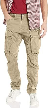 G-STAR RAW Men's Rovic Zip 3D Straight Tapered Trousers