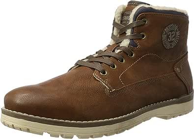 MUSTANG Herren 4092602 Stiefel: : Schuhe & Handtaschen