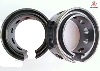 Genting MGR-190 Universal Coil Spring Cushion Buffer - Set of 2 - Compatible with All Car Brands and Models