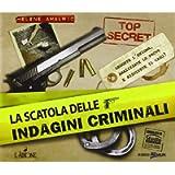 La scatola delle indagini criminali. Con Carte