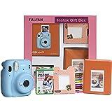 Fujifilm Instax Mini 11 Instant Camera (Sky Blue) Gift Box