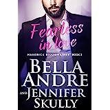 Fearless In Love (The Maverick Billionaires, Book 3)
