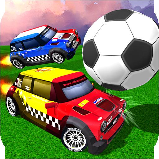 Rocket Fußball Liga: Auto Simulator 2018 (Fußball-simulator)