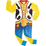 Disney Onesies for Boys Christmas Onesie, Buzz Lightyear Costume, Woody Costume, Toy Story Pyjamas, Fun Kids PJs, for Boys an