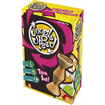 2xNew Edition Jungle Speed Card Game