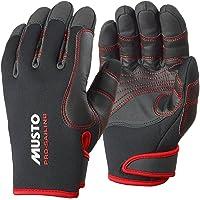 Musto 2016 Performance Winter Long Finger Gloves BLACK AS0594