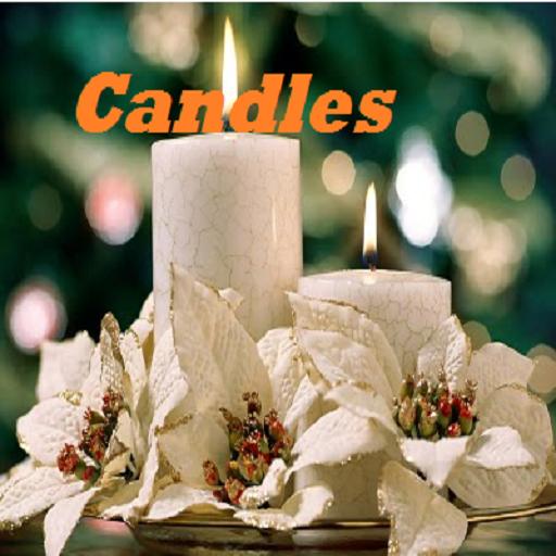 Soja, Bienenwachs (Kerzen)