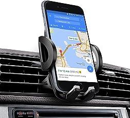 Auto Phone Mount, Iamotus super stabile Air Vent porta cellulare supporto auto regolabile a 360°, 8x per iPhone 76S Plus 5S Samsung Galaxy S8S7S6Edge Nexus & smartphones GPS device [New Release]