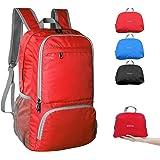 Amazon Brand - Eono - Zaino Ripiegabile 30L, Zaino Trekking per Uomo Donna Hiking Viaggio Trekking Città Sportivo