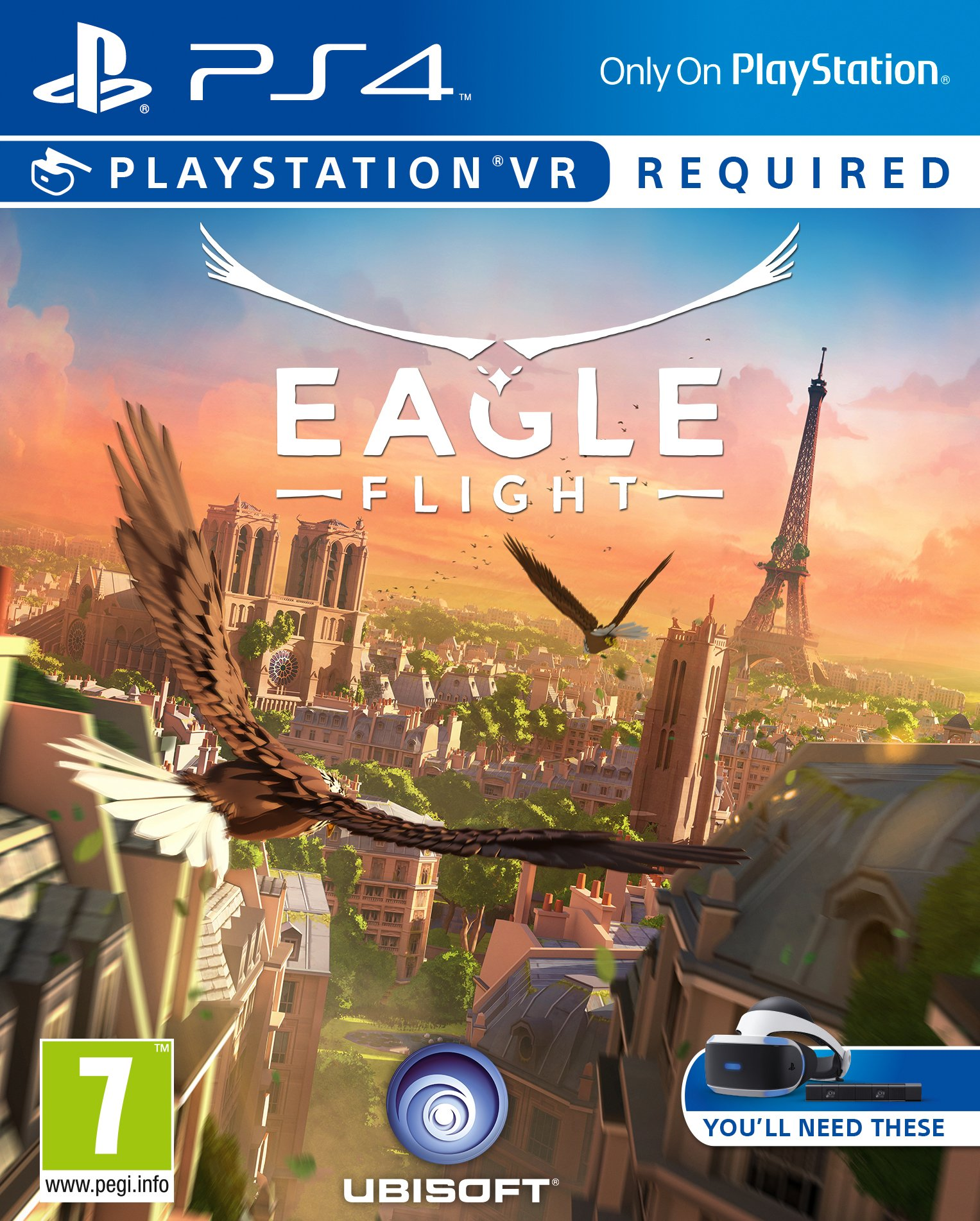 Eagle Flight (PS VR) (New)