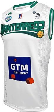 Nanterre 92 Nanterre Maillot Officiel Domicile 2019-2020 Basketball Enfant