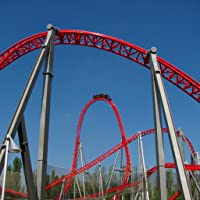 Top 10 Tallest European Roller Coasters 1