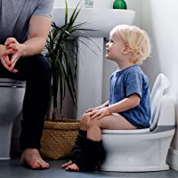 Nuby Dr. Talbot's My Real Potty - Vasino per bambini dai 18 mesi in su, con suono realistico e batterie incluse - per…