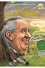 Who Was J.R.R. Tolkein? Paperback