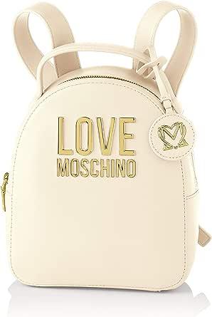Love Moschino Precollezione Ss21 | Zaino Pu da Donna, Borse a Zainetto, M