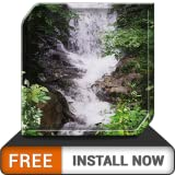 Awesome Waterfall HD FREE - Decor your TV with beautiful Waterfall Scenery