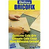 Quilosa T088104 Bricofix Cemento Cola Gris