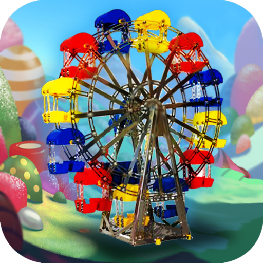 candy-land-view-free