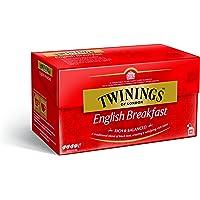Twinings Tè Nero English Breakfast, 25 Filtri