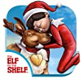 Elf Pets Reindeer - The Elf on the Shelf® - Santa's Virtual Pet with Christmas Care Badges for Kids - inexpensive UK light shop.
