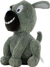 Woody O'Time Wriggle Doggie - Grey