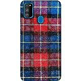 Amazon Brand - Solimo Back Cover for Samsung Galaxy M21 / M30s (Hard | Plastic | Multicolour)