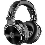 OneOdio Casque Bluetooth 80 Heures de Lecture Casque Stéréo Hi-FI de Haut-Parleur de 50 mm avec Microphone Intégré CVC 8.0 Ca