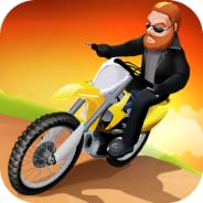 Moto Racing 3D - Extreme Bike Driving: Start the furious adrenaline race, ride your speeding motorcycle monste