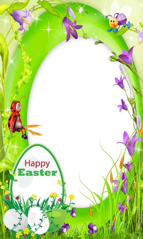 easter bunny pictures frame amazoncouk appstore for android - Easter Photo Frames