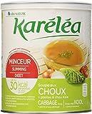 Karéléa soupe minceur au choux/plantes et chou kale Pot de 300g Lot de 2