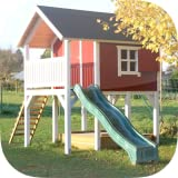 Bauanleitung Kinderspielhaus
