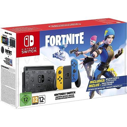 Nintendo Switch Edizione Speciale Fortnite - Bundle Limited - Switch