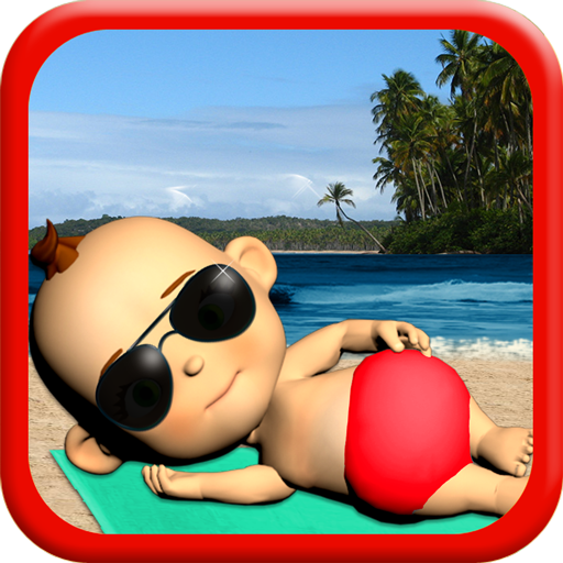 My Baby: Babsy At The Beach 3D (Free) (Baby-pet D Vet)