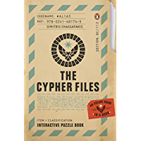 The Cypher Files: An Escape Room… in a Book! (Puzzle Books) (English Edition)