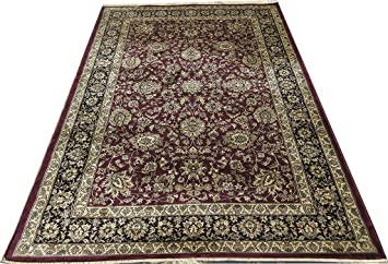 Buy NAZ CARPET INDUSTRIES KASHMIRI SILKI PERSIAN DESIGN HIGH QUALITY BRANDED For Your Living Room 150x200cm 5 Feet By 7 Online At Low Prices In