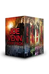 Joe Venn Four Pack (OMEGA DOG, DELTA GHOST, ALPHA KILL, SIGMA CURSE) (Joe Venn Crime Action Thrillers) Kindle Edition