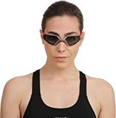 Speedo Unisex-Adult Aquapulse Max 2 Goggles