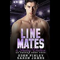 Line Mates & Study Dates (CU Hockey Book 4) (English Edition)