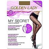 Goldenlady Mysecret 20 Medias Mujer
