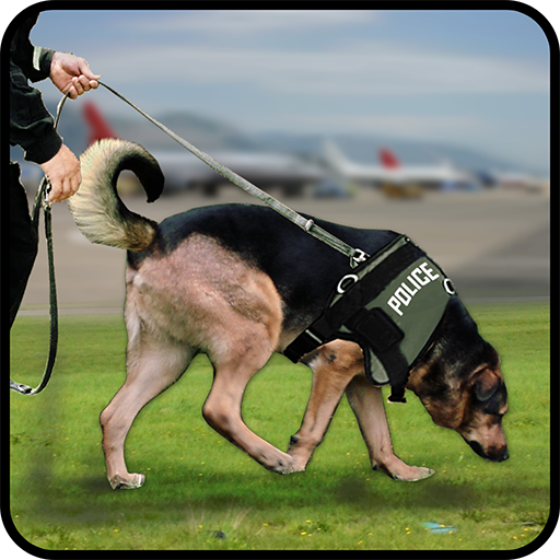 city-airport-police-dog-chase