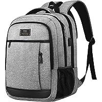 QINOL Laptop Rucksack Herren Rucksack Damen Anti-Diebstahl Rucksack für 15,6 Zoll Laptop Schulrucksack Multifunktion…